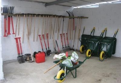 Instalaciones para las herramientas comunes